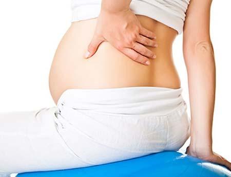 Боль в спине и ребрах при беременности