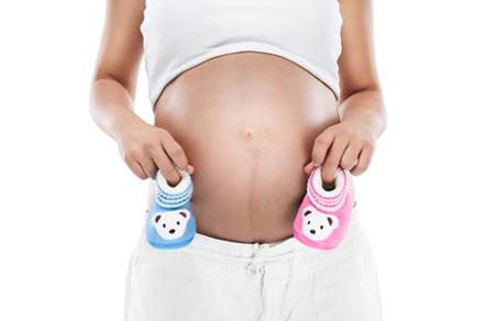 Форма живота при беременности мальчиком и девочкой фото