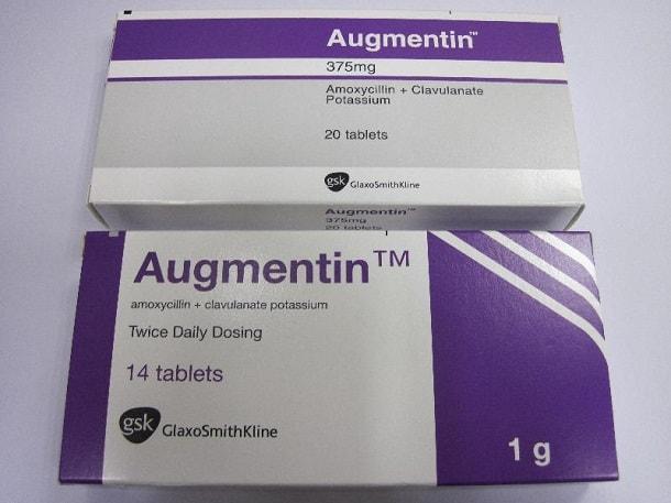 Аугментин при бронхите у беременных 15