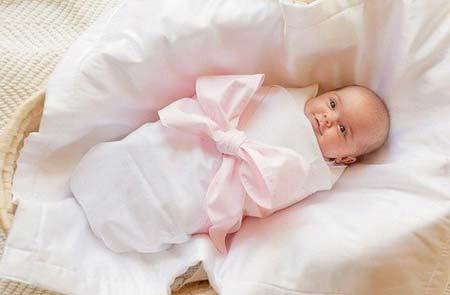 новорождённой