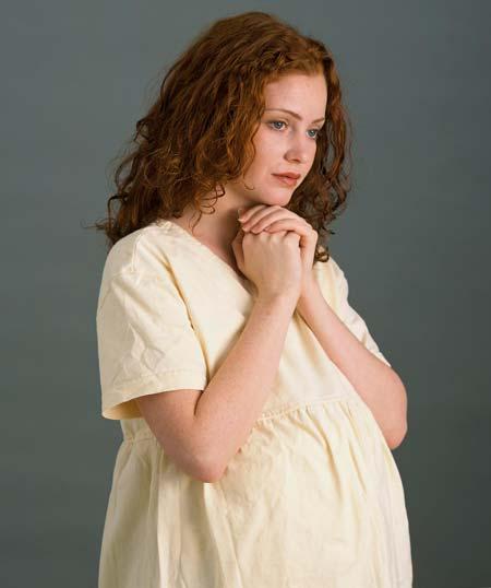 Густая кровь во время беременности