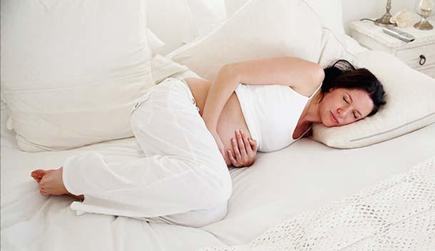 Поздний токсикоз при беременности на каком 16