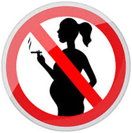 Что будет если курить во время беременности