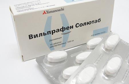 Какие антибиотики можно при беременности 2 триместр