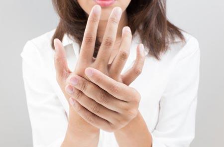 Онемение рук при беременности,причины,симптомы,диагностика