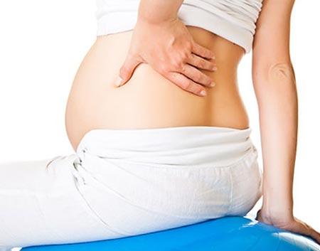 Справа под ребрами боль при беременности