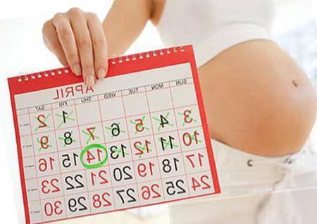 Какие дни для зачатия ребенка после месячных