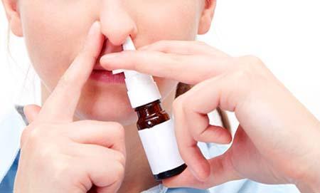 Капли в нос при беременности от заложенности