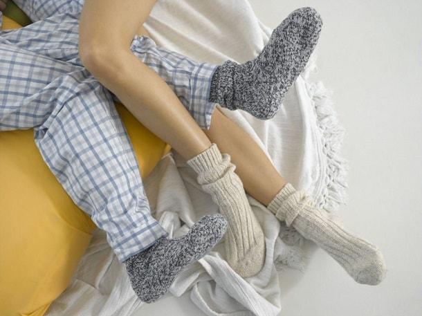 клетчатая пижама