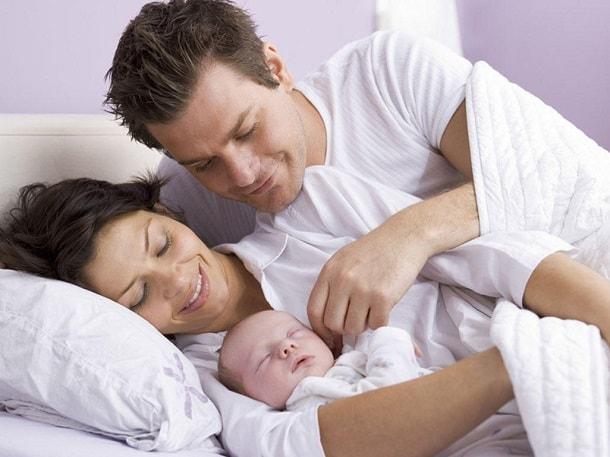 После рождения ребенка через сколько можно забеременеть 8