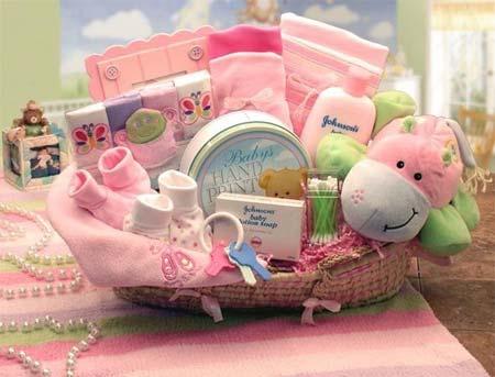 Подарок на выписку из роддома для молодой мамы 1