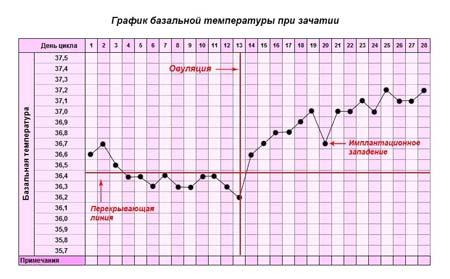 Внематочная беременность температура 35