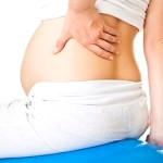 Болит левый бок внизу живота при беременности