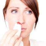 Причины крови из носа при беременности