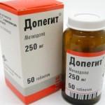 Таблетки Допегит при беременности