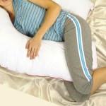 Как сшить подушку для беременных своими руками?