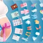Набор вещей в роддом для мамы и малыша