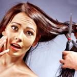 Почему беременным нельзя стричь и красить волосы