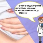 Какие боли при эндометриозе