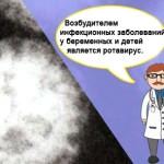 Опасность ротавирусной инфекции при беременности