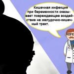 Этиология и симптоматика кишечной инфекции у беременных